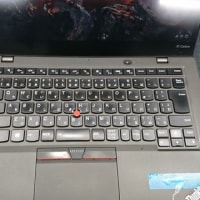ThinkPadの『赤いポッチ』!