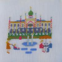 北欧刺繍展