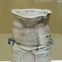 ミュージアム巡り 茶の湯2 萩灰被花入