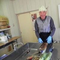 平成29年1月度 男の料理教室