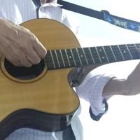霜降→外出→ギターの練習