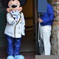 2872  (・´`(◆)   素敵なミッキー!