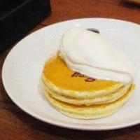 mog  京橋店 マシュマロとホワイトチョコの パンケーキ