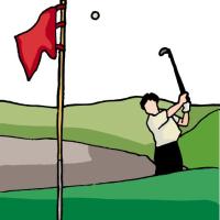 ゴルフ寿会 今年の打ち納め
