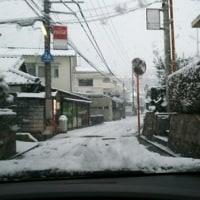 大雪の日曜日