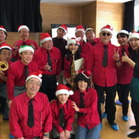 港区ビックバンド クリスマスコンサート