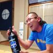 『奈良に乾杯 一番搾り』で乾杯