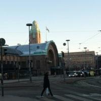 ヘルシンキ出発まで自由行動