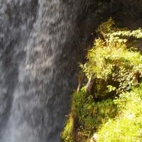鳥海山 二ノ滝口の秋