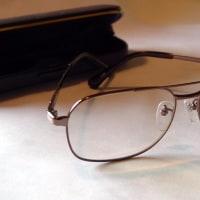 人生初の眼鏡を作ってきました