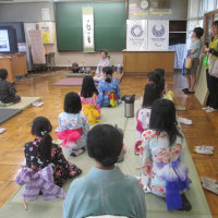 3年生 日本の伝統文化体験