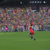 Momoiro Clover Z in National Olympic Stadium (Kokuritsu)