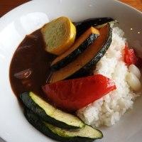 季来里の野菜カレー