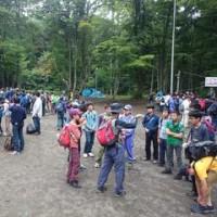 中1・中2サマーキャンプ 3日目(午前)