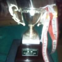 ユンヂチカップの優勝カップ