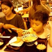 2017-05-21  カレーとうどん食べに行きました!