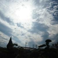 夕暮れ時・・・10/12
