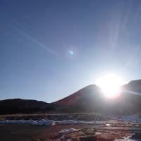 2月16日(木)のえびの高原