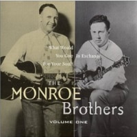 On The Banks Of The Ohio-The Monroe Brothers