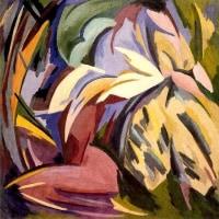 アンビエントな絵画、アルベルト・マニェッリ