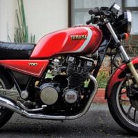 【たっちゃんのバイク沼 第10沼XJ750E①】 フロントフォーク交換から復活へ