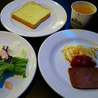 今日もホテルの朝食です(光州)