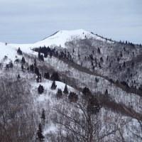 武奈ヶ岳スノーシュー