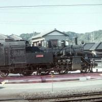 大井川鉄道の紅葉を撮る