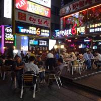 【明洞からホテルまで歩いて帰ろう!】韓国旅行⑩2016/10/4