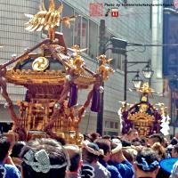 先週は「池袋御嶽神社 御祭禮」と「ふくろ祭り」堪能させていただきました。