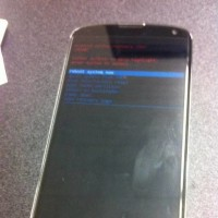 Nexusのfarstboot/RecoveryMode