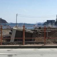 4年ぶりの女川:復興が進み変貌してきた街並みを見る