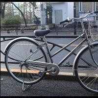 ★リサイクル(再生)自転車・中古自転車・新品同様・27インチ・3段ギヤ・オートライト