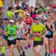 視覚障害者の支援機器の技術、ボストンマラソンに挑む