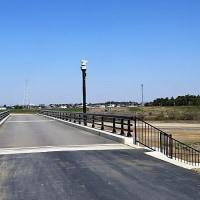 矢作古川水門全体工事完了?