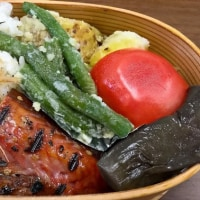 サバの味醂干し弁当
