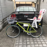 自転車用チャイルドシート