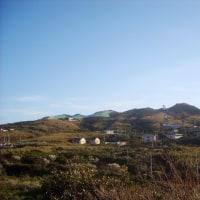 1月18日の青ヶ島
