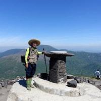 河原から高千穂峰に登る。