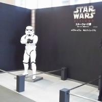 「ローグ・ワン」を鑑賞後に「スターウォーズ展」に行ってきたよ!