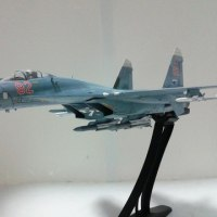 ズベズダ 1/72 Su-27SM フランカーB