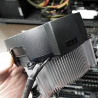 2号機をRYZEN 1700(65W)システムに入れ替えました