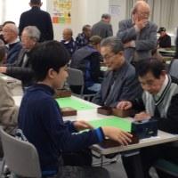 知多メディアスネットワーク囲碁大会行ってきました。