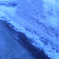 札幌まちなか探検隊  今日の景色(1/20)除雪後の雪のミルフィーユ。