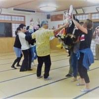 人形浄瑠璃練習(第4回)