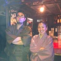 深夜の東京サロン