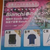 Bianchi キャンペーン始まります