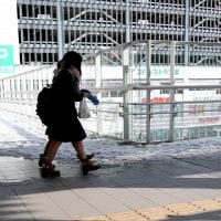 日射しのお昼時 新潟駅南口