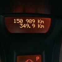 スタッドレスに交換(150.989km)