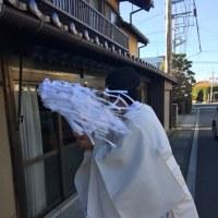 【第1434回】建物解体前の儀式